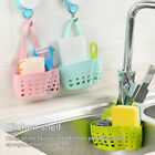Kitchen Sink Sponge Holder Storage Bathroom Hanging Strainer Organizer Rack 1PCS
