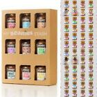 Beanies Instant Flavoured Coffee 9 Jars GIFT SET-COMBINED POSTAGE