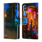 OFFICIAL AIMEE STEWART FANTASY LEATHER BOOK WALLET CASE FOR APPLE iPHONE PHONES