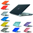 """For Apple Macbook Air 13.3""""Model A1466 A1369 A1932 Plastic Hard Case Shell Cover"""