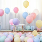 "10PCS 10"" Round Macaron Latex Balloon Celebration Party Wedding Birthday Decor"