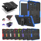 For Samsung Galaxy Tab E 8.0 SM-T377 T378 Defender Shockproof Stand Case Cover