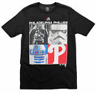 MLB Youth Philadelphia Phillies Star Wars Main Character T-Shirt, Black on Ebay