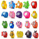 Children's Watch 3D Cartoon Kids Wrist Watches kid Baby Quartz Watches Gift Toy