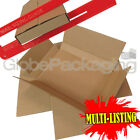 C6 SIZE LARGE LETTER CARDBOARD POSTAL SHIPPING PIP POSTAGE BOXES *ALL QTY'S*