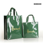 Fashion Harrods London  PVC Tote Bag Top-handle Casual Shopping handba