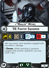 Star Wars Armada Imperial Squadron Cards from Fantasy Flight Games