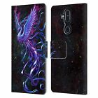 CHRISTOS KARAPANOS MYTHICAL LEATHER BOOK WALLET CASE FOR MICROSOFT NOKIA PHONES