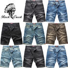 Rock Creek Herren Jeans Short Kurze Bermuda Shorts Hose Denim Stonewashed M50