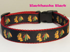 Chicago Blackhawks Black Adjustable Dog Collar Logo Hockey $12.0 USD on eBay