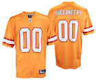 Reebok Tampa Bay Buccaneers NFL Mens Team Alternate Replica Jersey, Orange on eBay