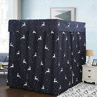 Deer Galaxy Four Corner Post Bed Light Shading Curtain Canopy Mosquito Net Room image