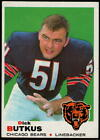 1969 Topps Football - Pick A Card - Cards 133-263 $1.99 USD on eBay