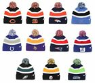 BRIDGESTONE GOLF OFFICIAL NFL BEANIE CAP - CHOOSE YOUR TEAM! on eBay