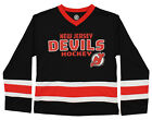 Outerstuff NHL Hockey Boys Youth Kids New Jersey Devils Alternate Replica Jersey $12.74 USD on eBay