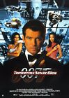 "Tomorrow Never Dies Movie Silk Fabric Poster 11""x17"" 24""x36"" 27""x40"" Rare $10.72 CAD on eBay"