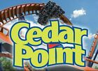 5 Cedar Point General Admission Tickets  Sandusky, OH