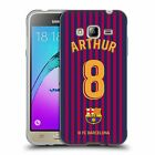 FC BARCELONA 2018/19 PLAYERS HOME KIT GROUP 2 SOFT GEL CASE FOR SAMSUNG PHONES 3
