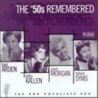 Sylvia Syms : The 50s Remembered, The Pop Vocalists Er CD