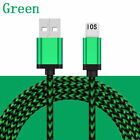 Braided USB Charger Cable Sync Cord For iPhone 6s 7 8 Plus X Xs Max 3FT 6FT 10FT