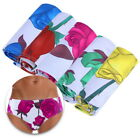 Mens Brief Low Rise Quick Dry Beach Floral Swimwear Bikini Surf Shorts Trunks GI