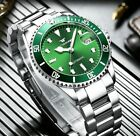 FNGEEN Men Watch Automatic Mechanical Watches Steel Saat Male Tourbillon Watches image