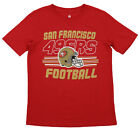Outerstuff NFL Youth San Francisco 49ers Team Color Short Sleeve Tee $9.99 USD on eBay