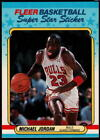 1988-89 Fleer Sticker Inserts Basketball - Pick A Card on eBay