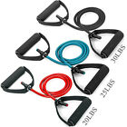 Resistance Bands Resistance Tubes Foam Handles Exercise Cords Strength Training image