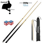 57'' Full Length 2-Piece Wooden Pool Snooker Billiards Cues Stick Set $27.59 AUD on eBay
