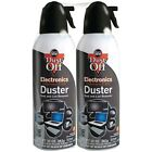 Dust Off - Compressed Gas for Computer, TV, All electronics, Falcon - 10 oz Lot