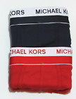 Michael Kors Ultimate Rib Mens Trunks Boxer 2-Pack - Size M L XL - New in Box