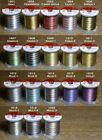 [HITENA] STWRAP Rod Wrapping Thread - Metallic Zebra Stripe Winding Thread