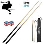 "Set of Pool Cues New 57""Wooden Billiard Pool Snooker Cue Stick With Tips $24.59 USD on eBay"