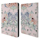 NATURE MAGICK SUCCULENTS AND CACTUS ON PINK LEATHER BOOK CASE FOR APPLE iPAD