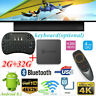 Lot Beelink GT1 MINI TV Box 2+32G Voice Remote Dual WiFi Android Player+Keyboard