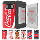 Skinu Coca Cola Card Hard Dual Bumper Case For Samsung Galaxy S10e S10 S10+ $37.86  on eBay