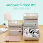US Large Underwear Storage Boxes Organizadores Bra Briefs Socks Sorting Box HL