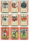 2019 Panini Legacy ORANGE Football #/199 You Pick RC BOSA RODGERS ALLEN COOPER +