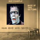 197409 Fred Gwynne The Munsters Wall Print Poster UK