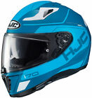 HJC Adult Blue I 70 Karon MC-2sf Motorcycle Helmet