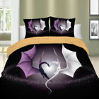Dragon 2/3Pieces Duvet Cover Set For Comforter Twin Full Queen King Size Bedding