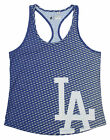 Klew MLB Women's Los Angeles Dodgers Diamond Racerback Tank on Ebay