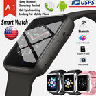Waterproof Bluetooth Smart Watch w/Camera Phone Mate for Android Samsung iPhone