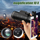 10X40 Lens Zoom Telescope Camera Hiking Telephoto+Holder For iPhone XS XR 8 USA