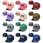 Under Armour Stretch Fit Golf Baseball Cap Embroidered Unisex Women Men Sun Hat
