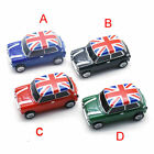 Cute mini Cooper car Model USB flash drive memory stick U Disk 256 128 64 32GB