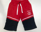 GUCCI Mens Sport Pants Casual Slack Jogging Sweatpants Jogger Gym Shorts Trouser