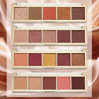 LL Palette Color Eyeshadow Matte Shimmer Durable Anti Water Eyeshadow Palette