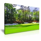 Augusta National Golf Club Amen Corner Modern Canvas Print Wall Art ~ 5 Size